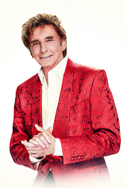 Barry Manilow Sings to Raise Funds fo Coachella Valley Charities