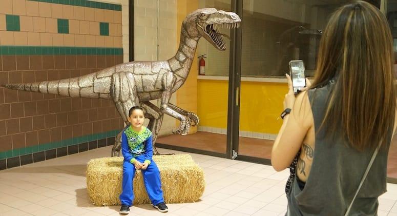 dinosaurart
