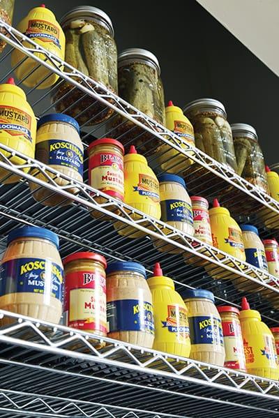 Wexlers Mustard