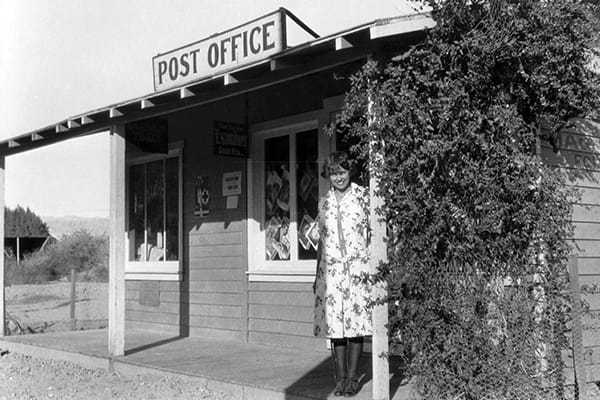 Postmaster 1929