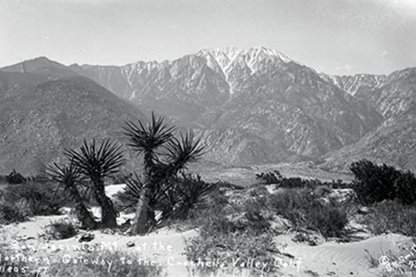 San Jacinto Mountain