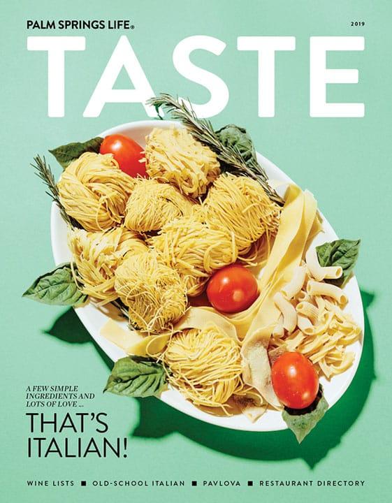 Taste January 2019