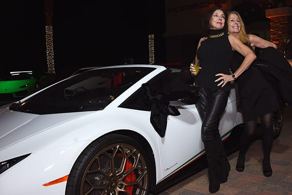 Lamborghini Rancho Mirage Grand Opening