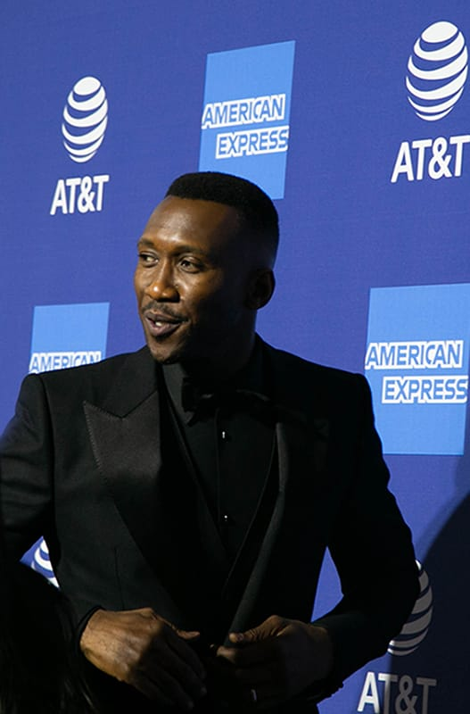 "Mahershala Ali, Actor, ""Green Book"". PSIFF 2019 Award Gala"