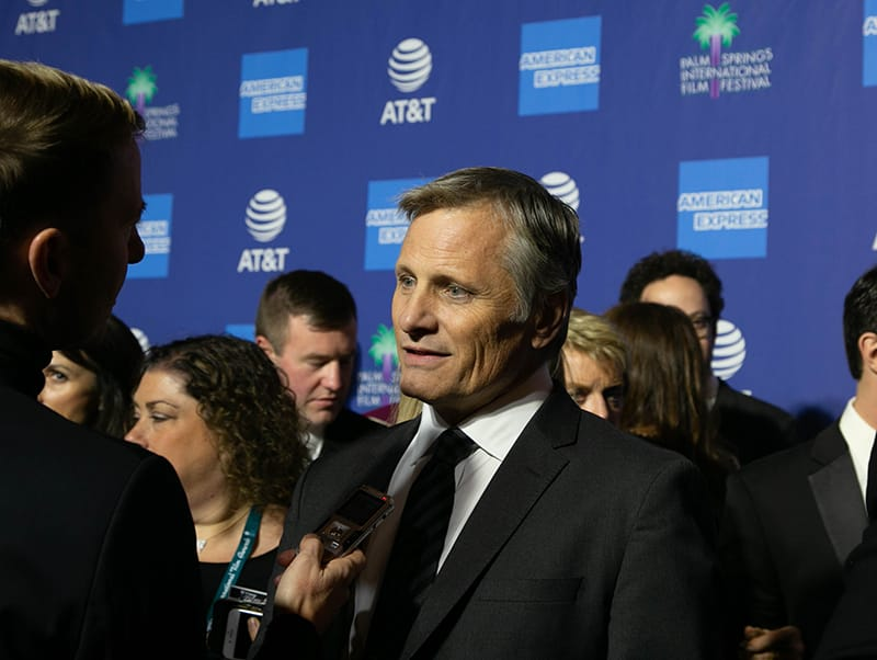 "Viggo Mortensen, Actor, ""Green Book"". PSIFF 2019 Award Gala"