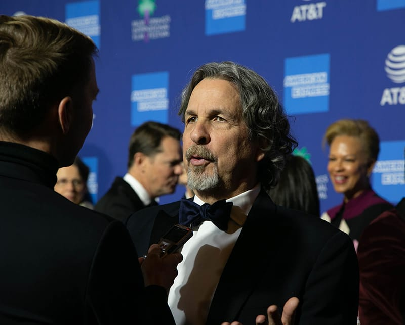 "Peter Farrelly, Director, ""Green Book"". PSIFF 2019 Award Gala"