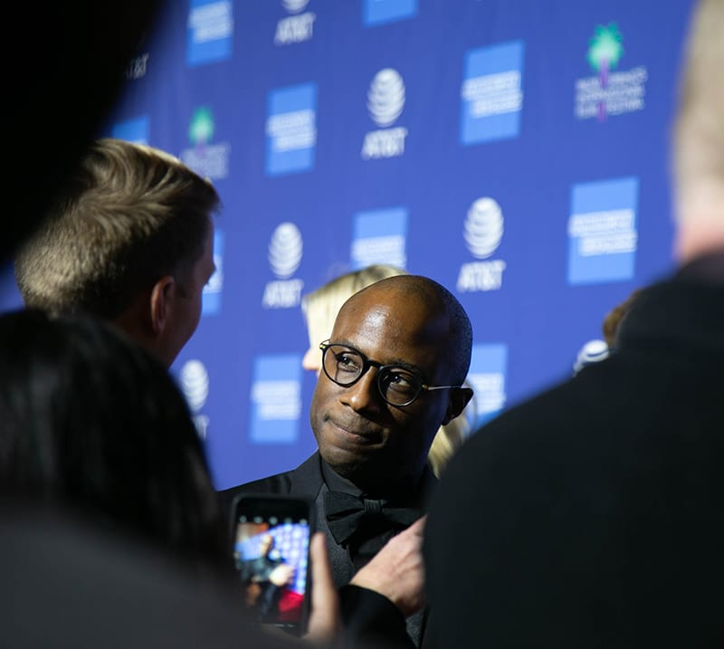 "Barry Jenkins, Director, ""Moonlight"". PSIFF 2019 Award Gala"