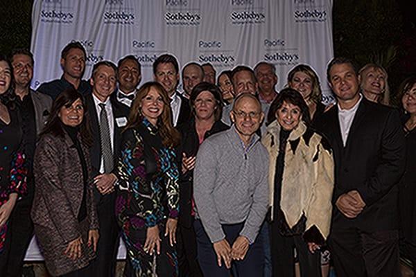 Palm Springs Regional Association of Realtors Toast to George Rider