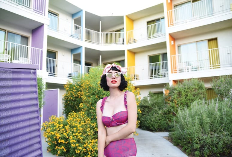 Amy Roiland Shares Her Essentials for a Palm Springs Weekend