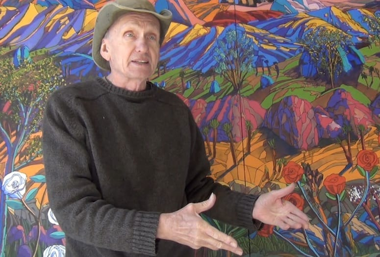 Don McPherson Brings Colorful Paintings to Southwest Arts Festival