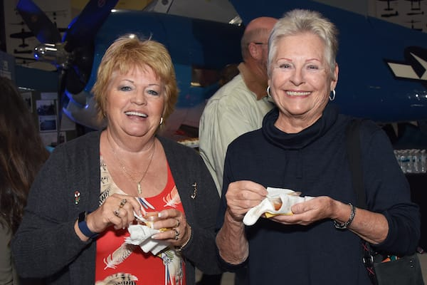 Chili Benefit Lands at Palm Springs Air Museum