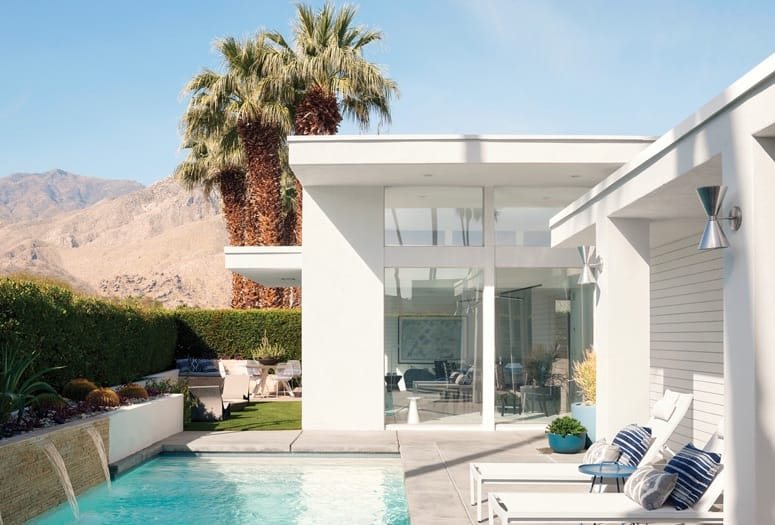 Michael Walters Style Making Its Mark in Palm Springs