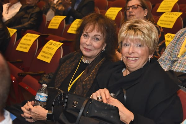 'Ladies in Black' Dress up for Palm Springs Film Fest Finale