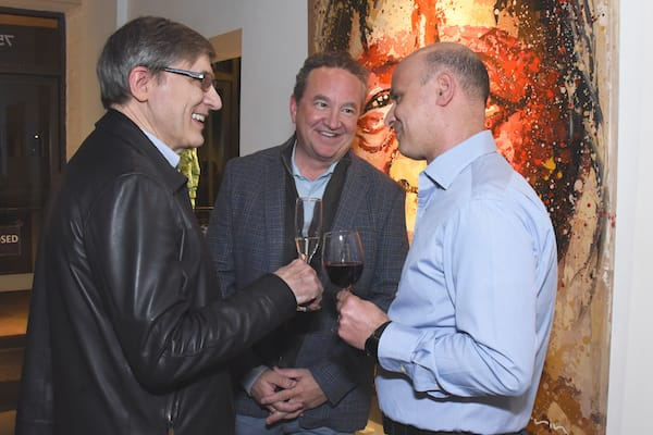 Top Dentists 2018 Enjoy Celebration At Jorge Mendez Gallery