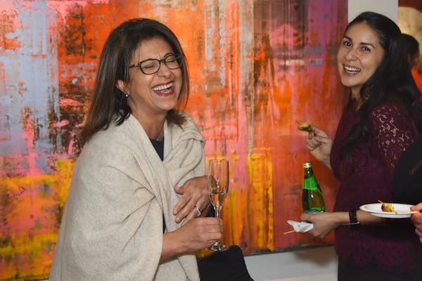 Top Dentists Honored with Reception at Jorge Mendez Gallery