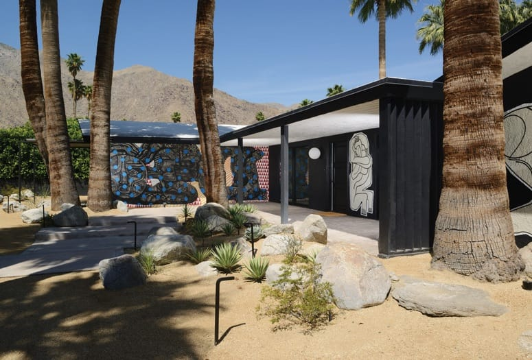 Tod Mostero Turns Family's Palm Springs Vacation Home into His Own