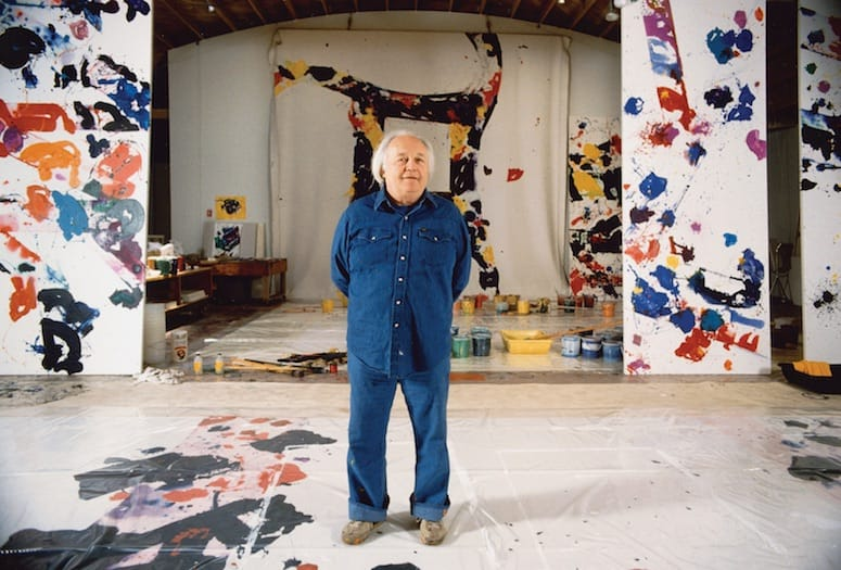 Sam Francis Art