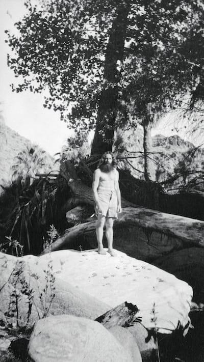 William Pester: The Original California Hippe from Palm Springs
