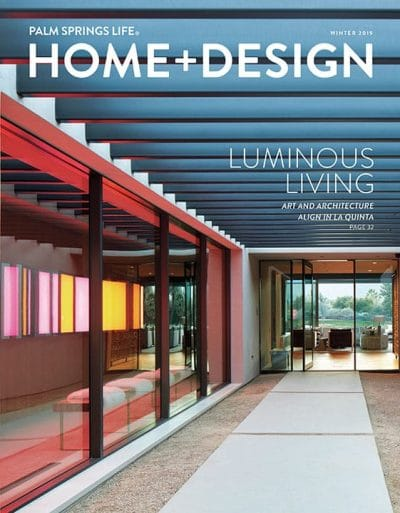 Palm Springs Life Home+Design Winter 2018