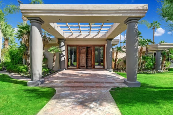 Bing Crosby 1957 House For Sale at Thunderbird Heights