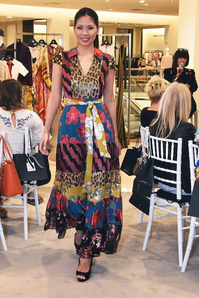 Saks Fifth Avenue Palm Desert Hosts Diva Luncheon & Fashion Show