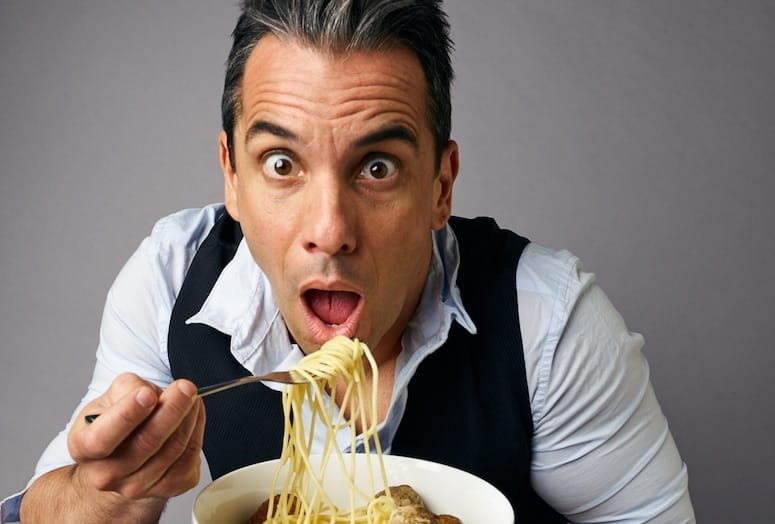 Sebastian Maniscalco Brings Stay Hungry Tour to the Desert