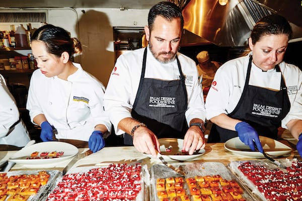 James Beard House Hosts Greater Palm Springs Chefs in Manhattan