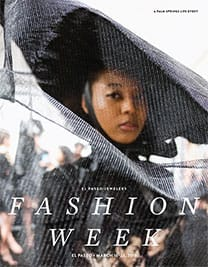 Fashion Week El Paseo program
