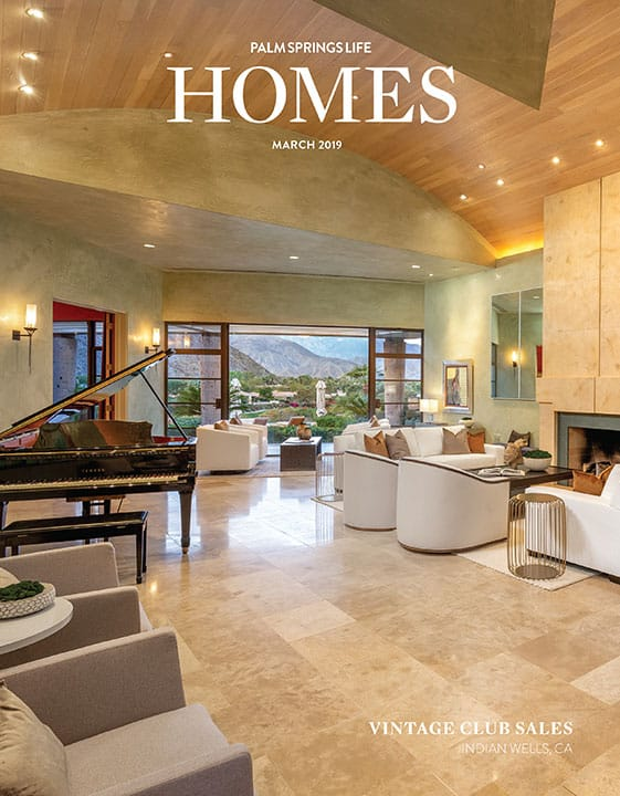 Palm Springs Life Homes March 2019