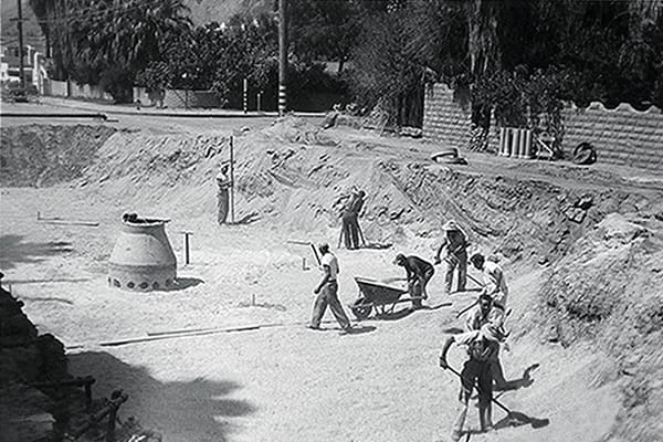 Palm Springs Construction