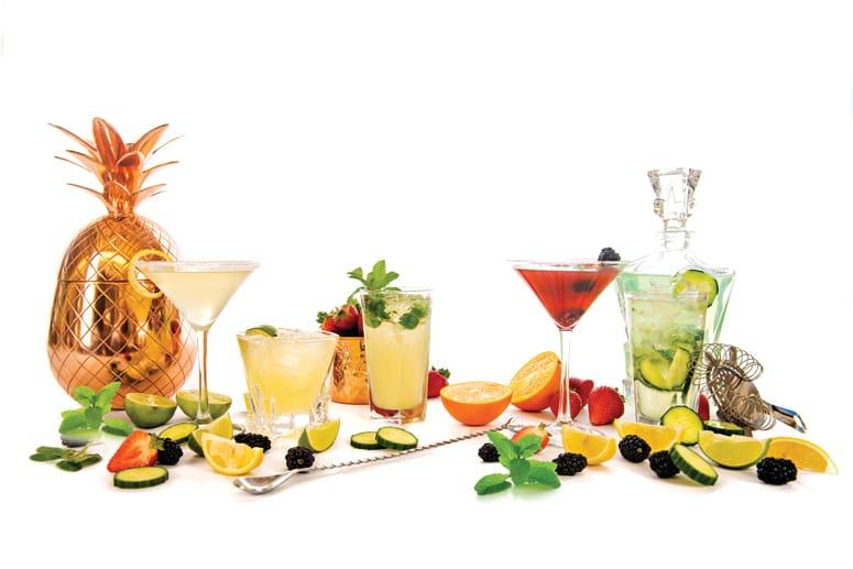 Agua Caliente Cocktails