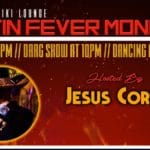 Latin Fever Monday Hosted by Jesus Coria at Toucans Tiki Lounge in Palm Springs