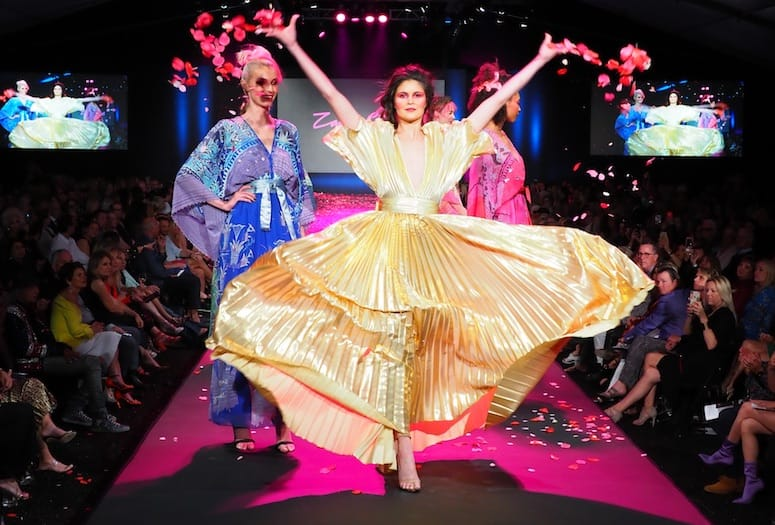 Fashion Week El Paseo Opens with a Decidedly California Vibe