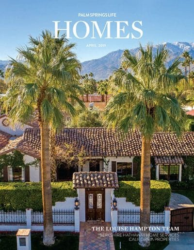 Palm Springs Life Homes April 2019