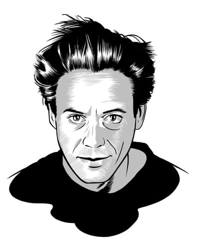 Robert Downey birthday