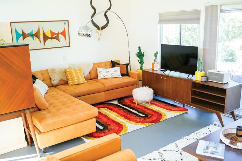 danielle nagel living room