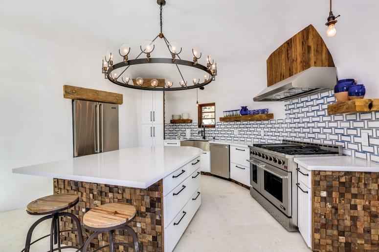 restoration hardware kitchen