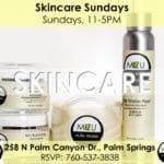 Mizu Life Water Skincare Sundays @ Wabi Sabi Japan Living in Palm Springs
