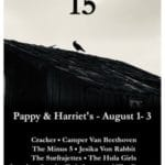 15th and Final Campout with Cracker and Camper Van Beethoven at Pappy and Harriet's in Pioneertown