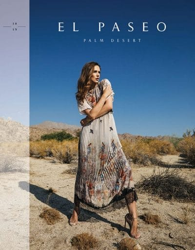 El Paseo Catalogue 2019