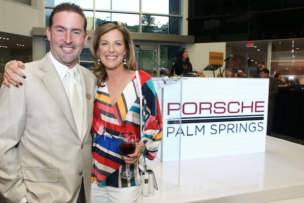 Porsche Palm Springs Celebrates Grand Opening