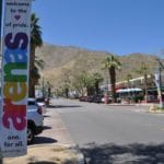 Stacy's Palm Springs Plans New Start
