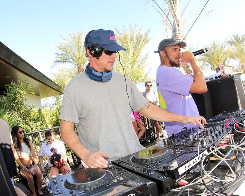Zenyara Coachella Parties