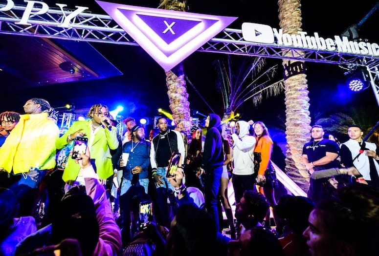Zenyara Party Turns Up The Heat On Coachella 2019