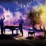The Piano Guys Performance at the McCallum Theatre in Palm Desert