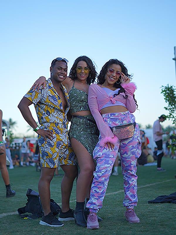 Coachella Squad