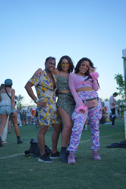 Faces of Coachella
