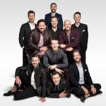 The TEN Tenors: Love is in the Air Performance at the McCallum Theatre in Palm Desert