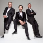The Celtic Tenors Perform at the McCallum Theatre in Palm Desert