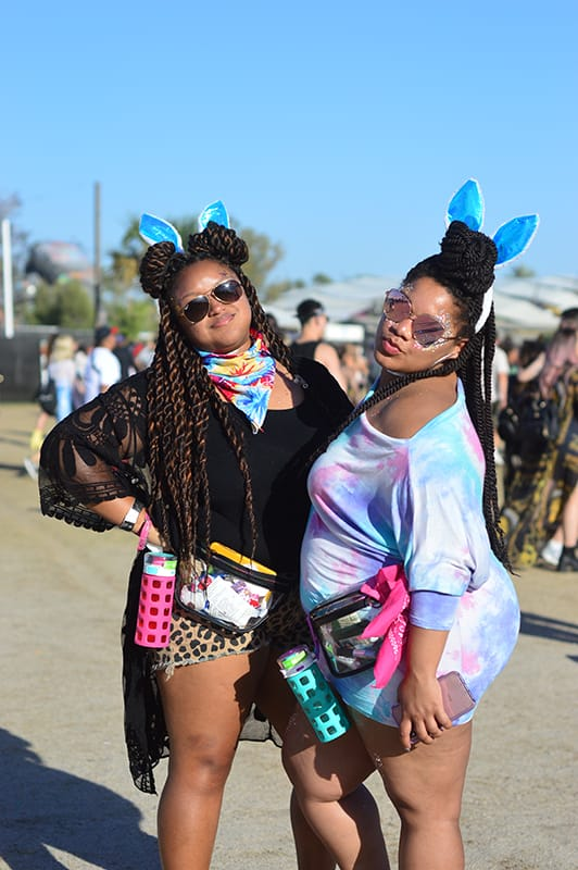 Faces of Coachella: Weekend 2